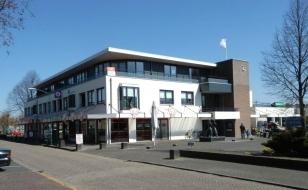 Raadhuisplaza te Heeswijk-Dinther