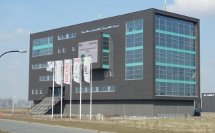 kantoortoren te Waalwijk